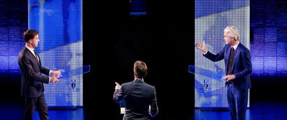 يميني متطرف يصطدم مع رئيس الحكومة الهولندي في مناظرة عنيفة عن المهاجرين.. هذا ما سيفعله إن وصل للحكم