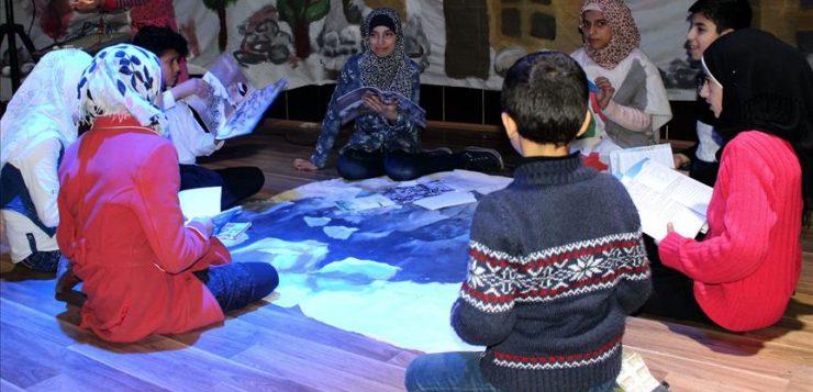 من الظلم إلى المحبة.. رحلة الأطفال السوريين إلى تركيا