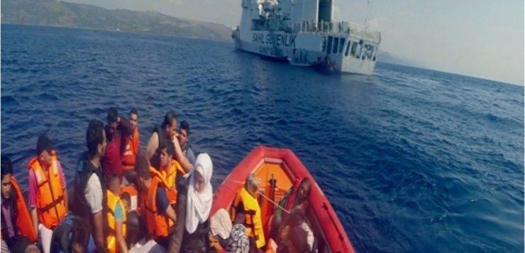 ضبط 277 أجنبيًا خلال محاولتهم التسلل من والى تركيا