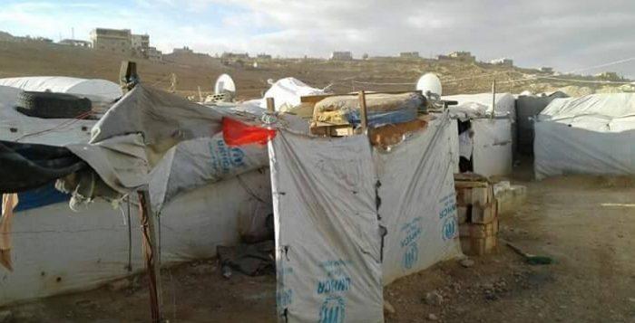 الجيش اللبناني يعتدي على اللاجئين السوريين في عرسال